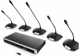 Public Address & Conference System 1