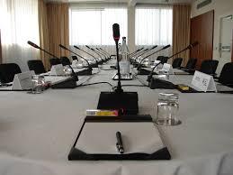 Public Address & Conference System